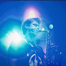 John & Mr. Smith DJ Saxofoon DJ Sax Dj Saxofonist Bruiloft Gala Studentenfeest